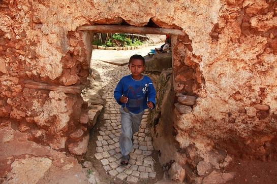 Waraba nudul - malé branky v městském opevnění, historicky určeny k tomu, aby mohly hyeny v noci dovnitř chytat jinny a likvidovat živočišné zbytky na trhu s masem.