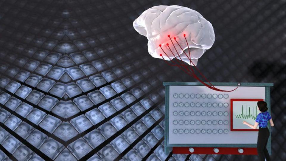 Snímáním mozku kdokonalé rekonstrukci tváří