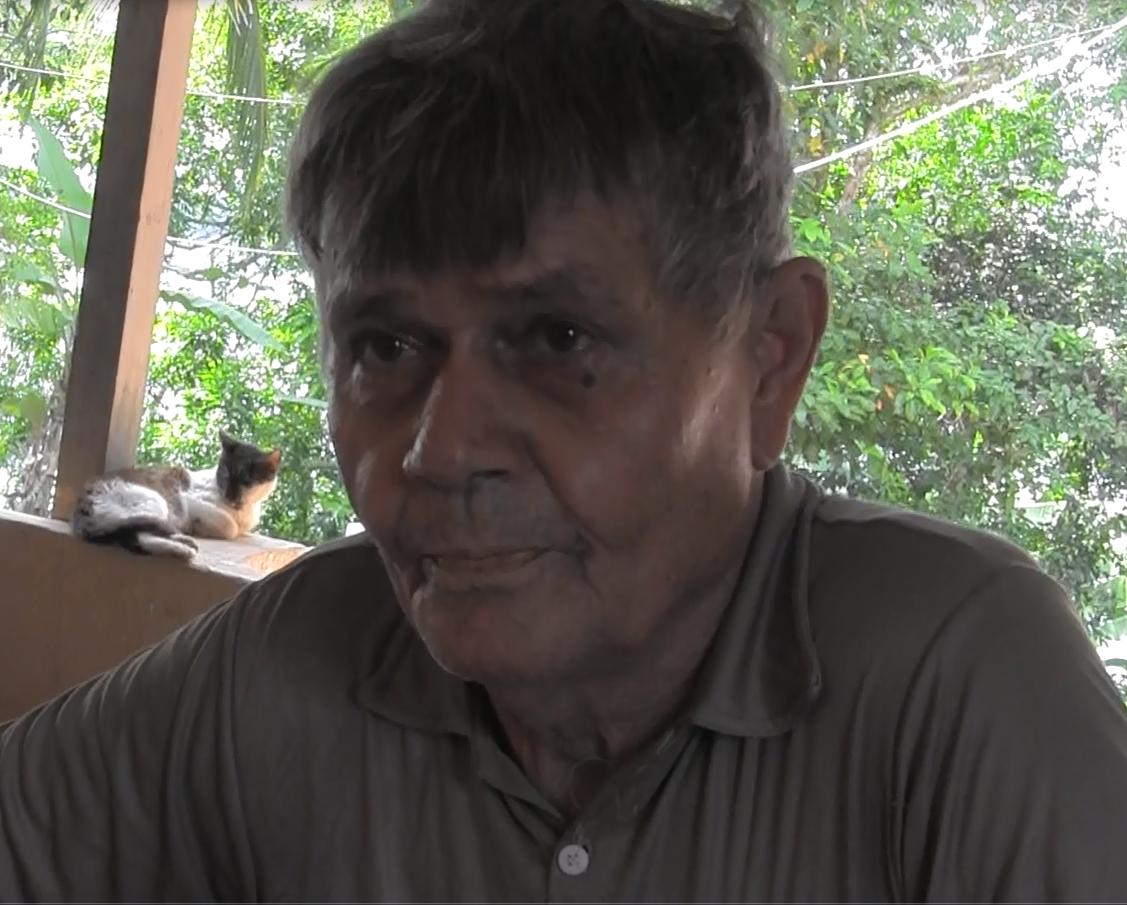 Tatunca Nara – amazonská legenda, pábitel atak trochu možná ivrah