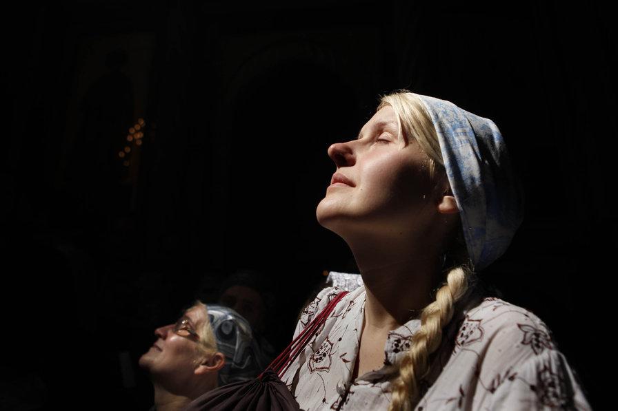 Náboženství jako nejlepší přírodní antidepresivum